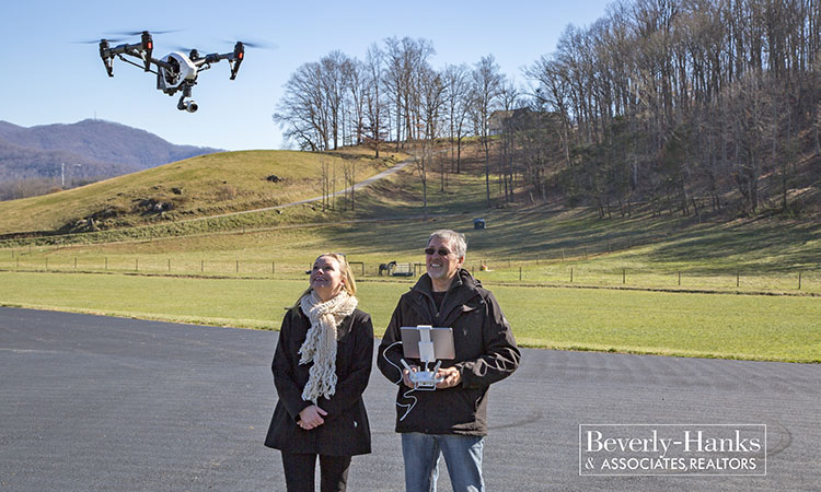 What's the Best Way to Use Drone Photos in Real Estate?