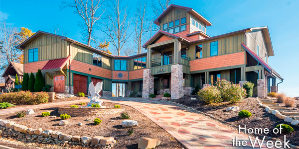 Beverly-Hanks Home of the Week: 5 Chimney Crest Drive in Asheville