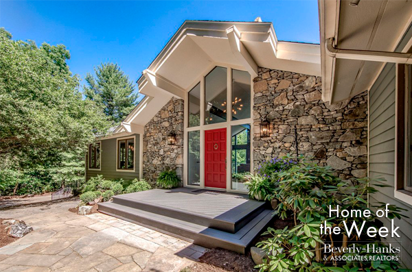 Beverly-Hanks Home of the Week: 55 Beaverbrook Road in Asheville