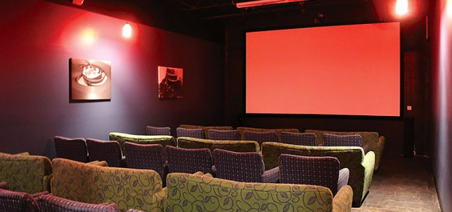 Silver Screen Magic: Grail Moviehouse Offers a Unique Experience