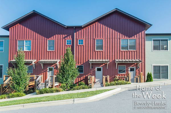Beverly-Hanks Home of the Week: 200 N Skyloft Drive #3 in Asheville