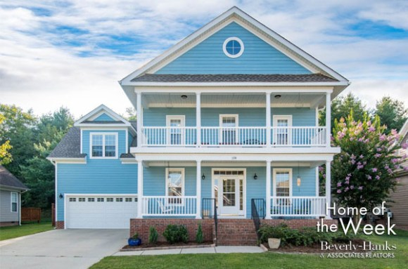 Beverly-Hanks Home of the Week: 174 Carolina Bluebird Loop in Arden