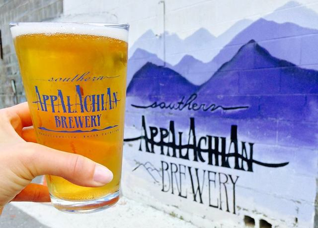 Hendersonville: $10 Certificate for Southern Appalachian Brewery