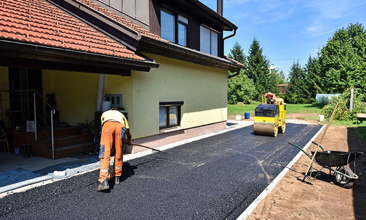 What can Your Agent Help You With?: Asphalt Paving