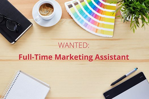 Job Opening: Marketing Assistant