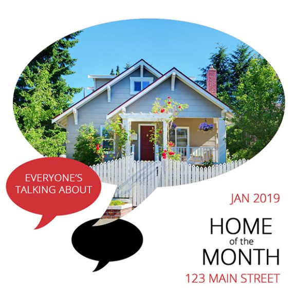 Introducing the Beverly-Hanks Home of the Month Contest!