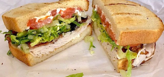 Hendersonville: House Roast Turkey Sandwich at Mountain Deli