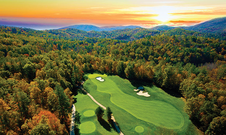 Ranked the Number 1 year-round course in Western North Carolina by Golf Digest magazine, Champion Hills is part of The Executive Golfer Collection.