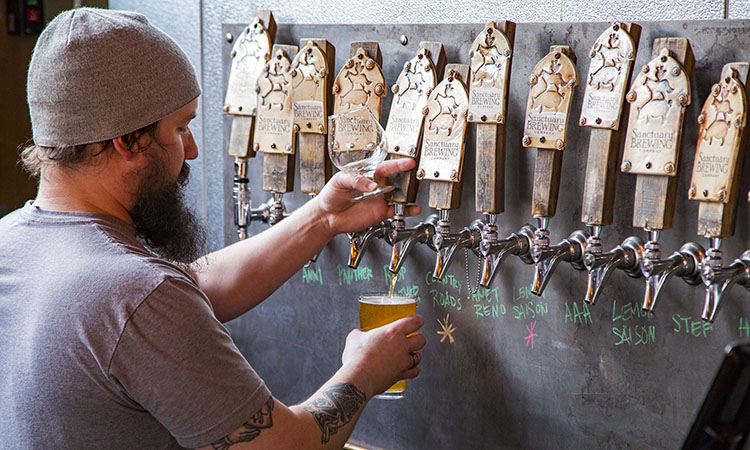 Plan your next beer vacation around WNC.