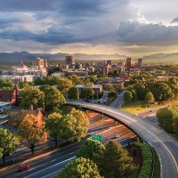 5 Active Asheville Neighborhoods for People on the Go