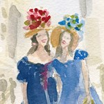 Sketchbook: New York's Easter Parade
