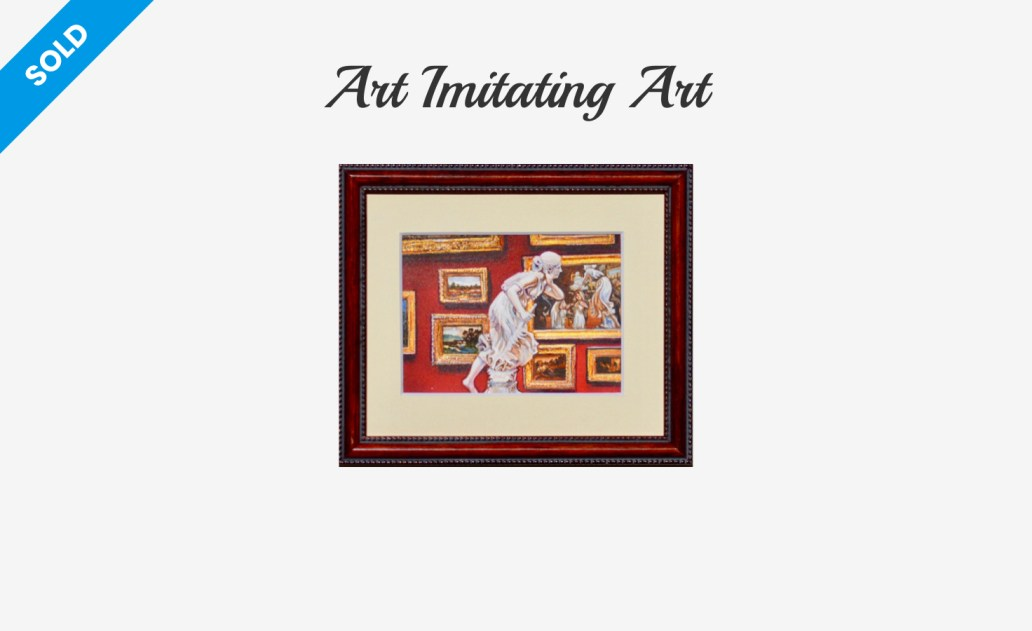 Art Imitating Art