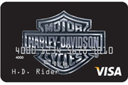 Harley-Davidson Visa Secured Credit Card Review - Beverly Harzog