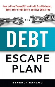 The Debt Escape Plan by Bestselling Author Beverly Harzog