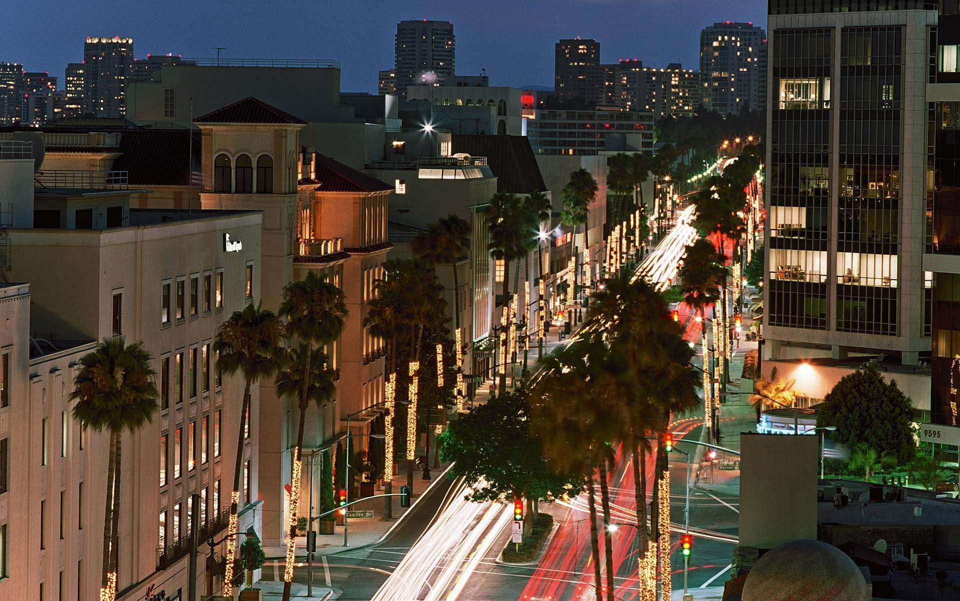 About Beverly Hills