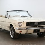 1966 Ford Mustang Convertible Beverly Hills Car Club