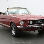 1967 Ford Mustang Gt Convertible S Code Beverly Hills Car Club