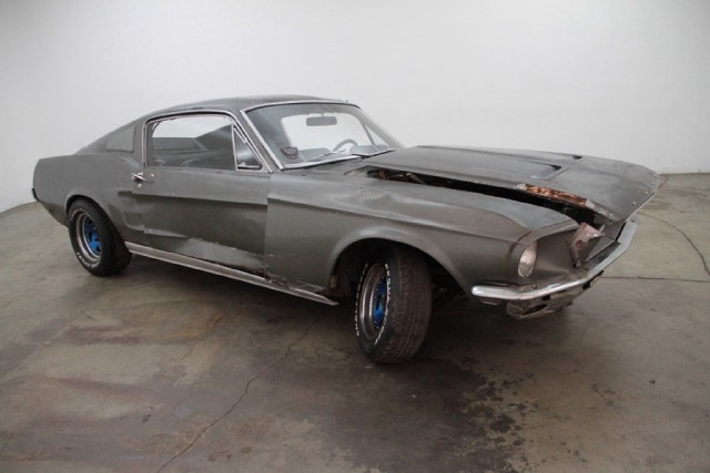 Learn more about the first model year ford mustang—which was actually 1965, so the model is often referred to as a 1964 1/2 mustang. 1968 Ford Mustang Fastback Beverly Hills Car Club
