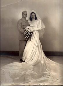 Dorothy and Albert Shipko, 1947.