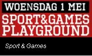 1 mei, Sport en Games in Beverwaard