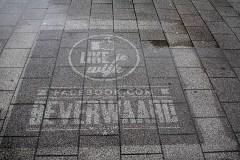 """Afdruk met logo """"Like je wijk"""""""