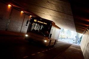 Koninginnewegtunnel, Oud IJsselmonde