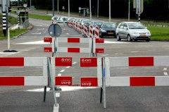 Kruispunt Groeninx v Zoelenlaan/Cannenburchstraat