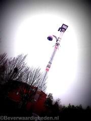 Cameratoezicht op Slangenburgweg