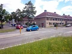 Kruispunt, Beverwaardseweg/Hannekemaaierweg