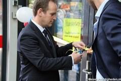 B van Hemmen opent de Swingmarket