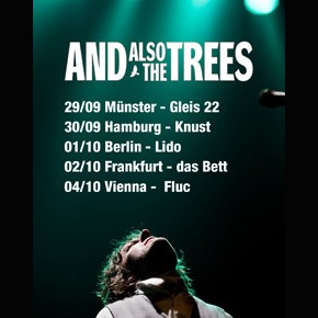Ausgehtipp, Sonntag, 02.10.2011 - And also the trees im Bett