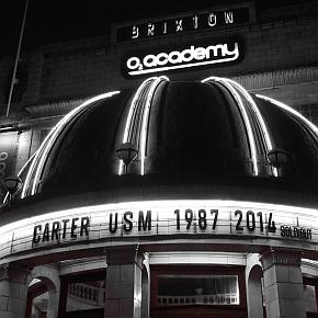 London 2014 - Auswärtssieg und Carter USM
