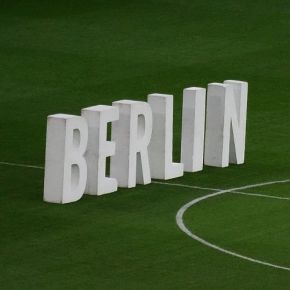 Berlin. Benny. Boateng.