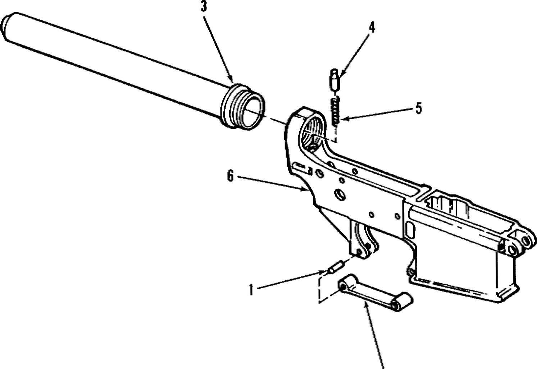 Figure Hammer Assembly
