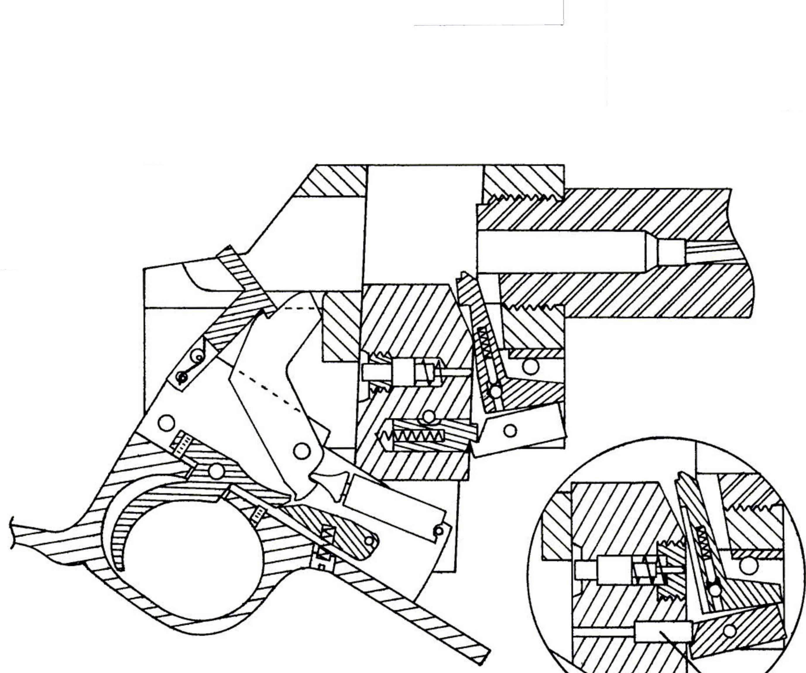 Falling Block Rifle Plans