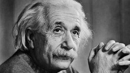 Albert Einstein Spirituelle citater