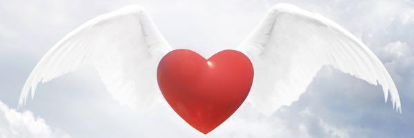 Citater om hjertet - Kun med hjertet kan man se rigtigt. Bevingede hjerte.