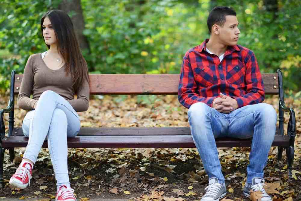 """Hemmelig kæreste med muslim: """"Skal jeg forlade ham?"""""""
