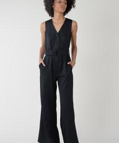 Combinaison avec pantalon large