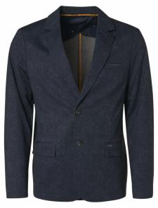 blazer bleu nuit pour homme noexcess