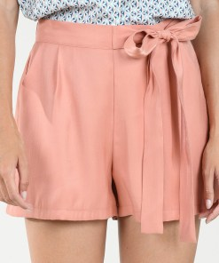 Short fluide rose fonce molly bracken.