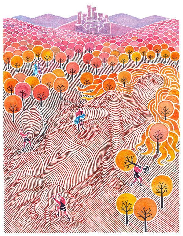 illustrateur  Carlos Arrojo