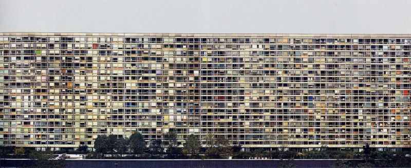 photo d'Andreas Gursky immeuble