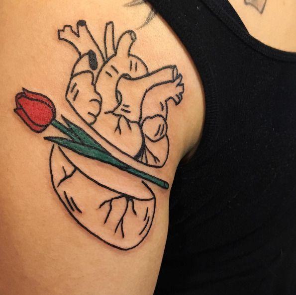 michey tatouage