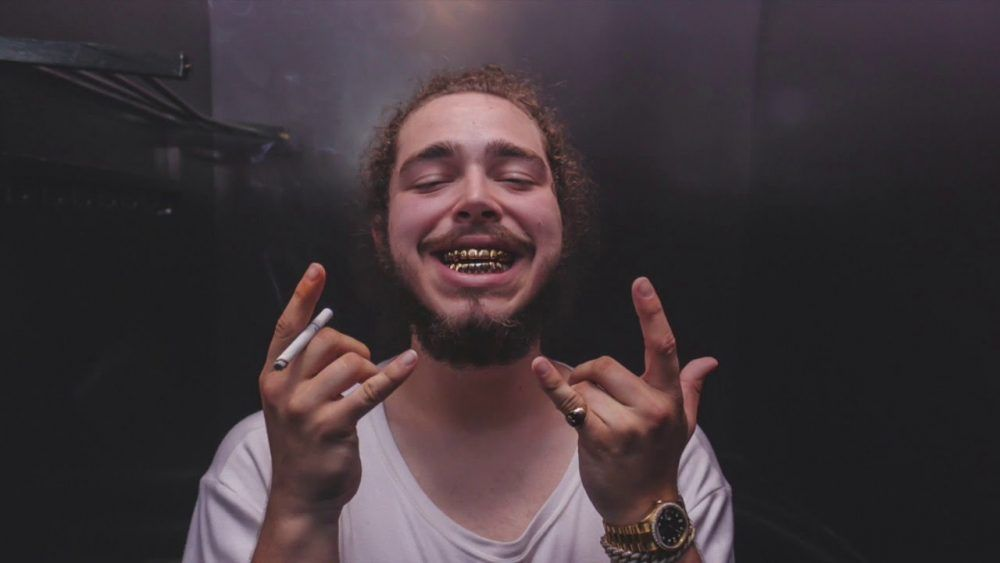 Ozzie x Post Malone - White Iverson