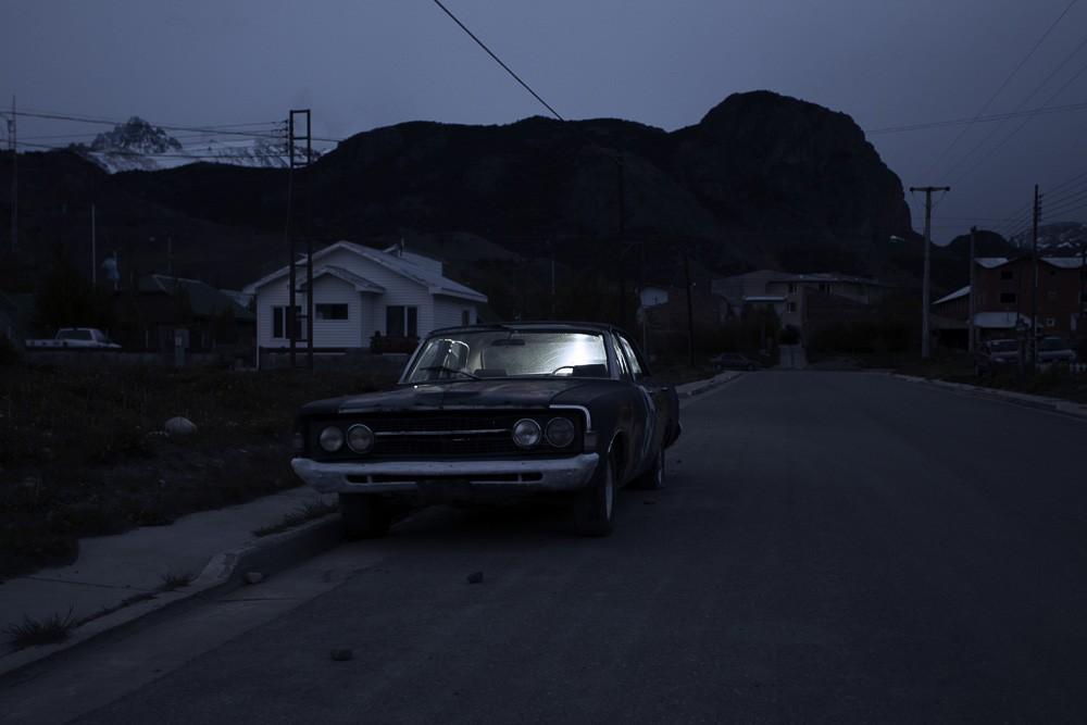 photographie nocturne par Julien Mauve