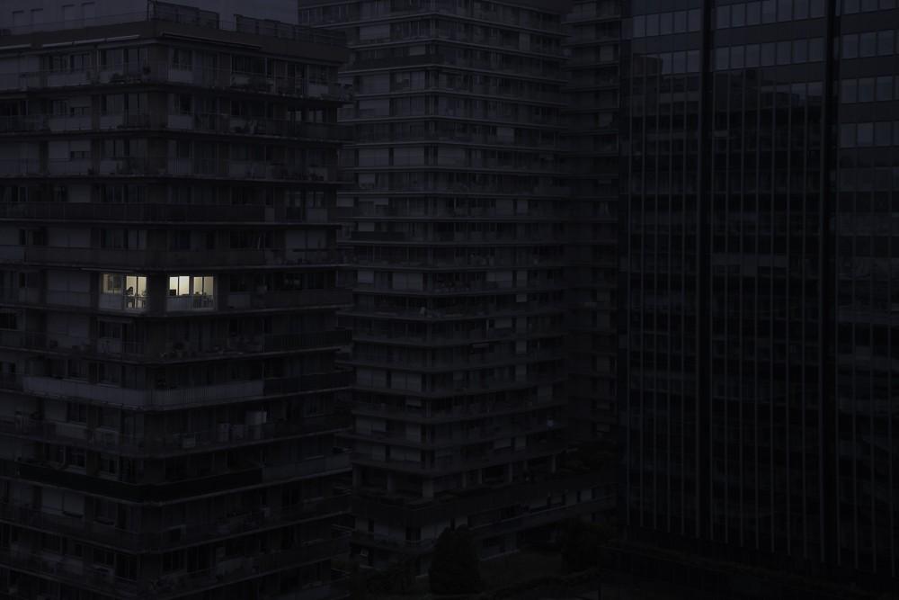 photographie nocturne à puteaux par Julien Mauve