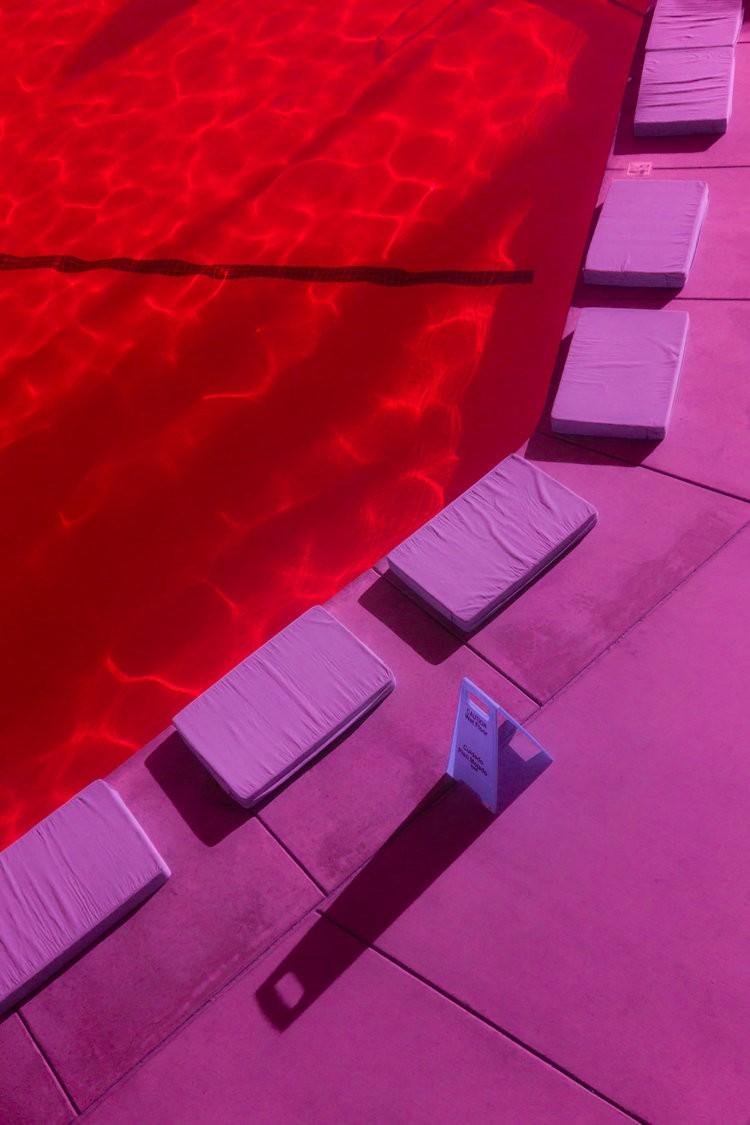 piscine infrarouge