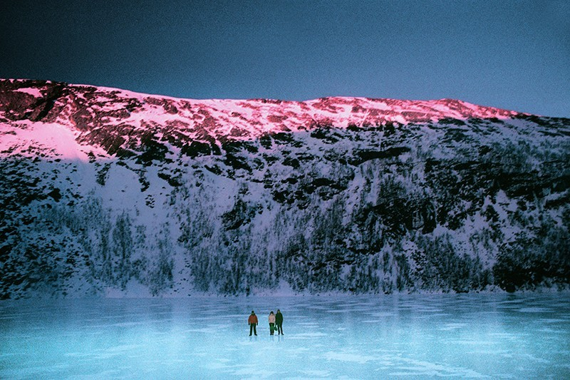 "Maya Beano, série ""Polar Warmth II"""