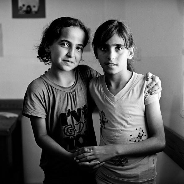Arroub Refugee Camp, Yann Renoult